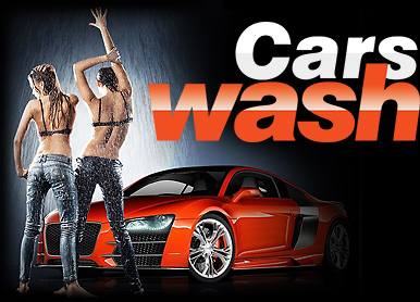 logo wash cars
